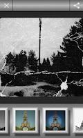 Screenshot of Photo effect - 15sec