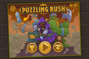 Screenshot of Puzzling Rush