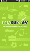 Screenshot of MySurvey