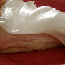 Sweet Lemon Icebox Pie