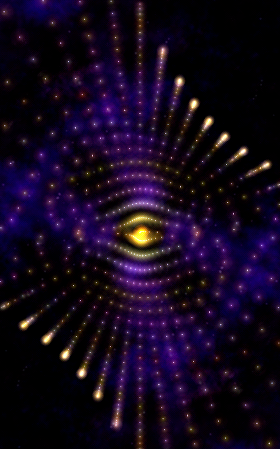 Morphing Galaxy Visualizer Screenshot 3