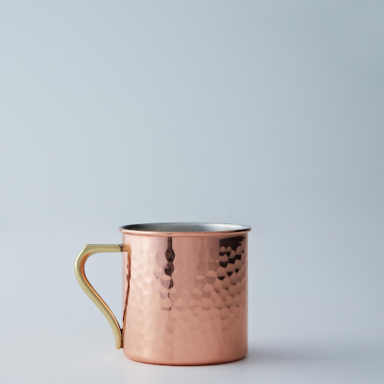 Copper Moscow Mule Mug from Provisions by Food52