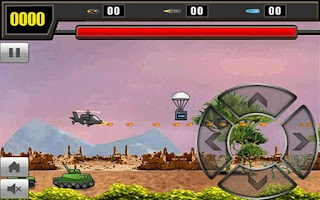 Screenshot of Mission Cobra Strike