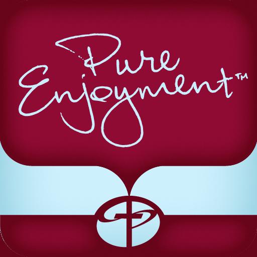 Pure Enjoyment: Presenter LOGO-APP點子