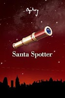 Screenshot of Santa Spotter