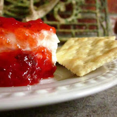Jalapeno Jelly & Cream Cheese Spread