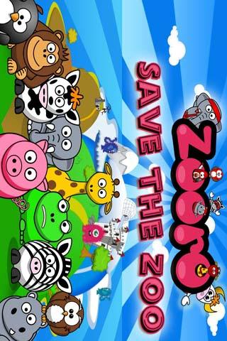 【免費街機App】Zooro - save the zoo!-APP點子