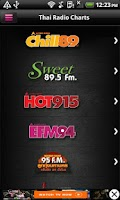 Screenshot of ThaiRBT Music VDO Radio Online