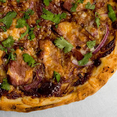 Smoked Duck Pizza with Hoisin Recipe
