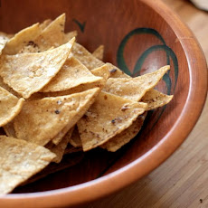 How To Make Healthier Tortilla Chips