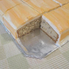 Williamsburg Orange Cake With Williamsburg Butter Frosting