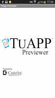 Screenshot of TuApp Previewer