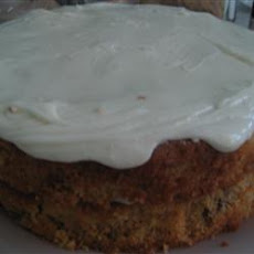 Mom's Pineapple-Carrot Cake