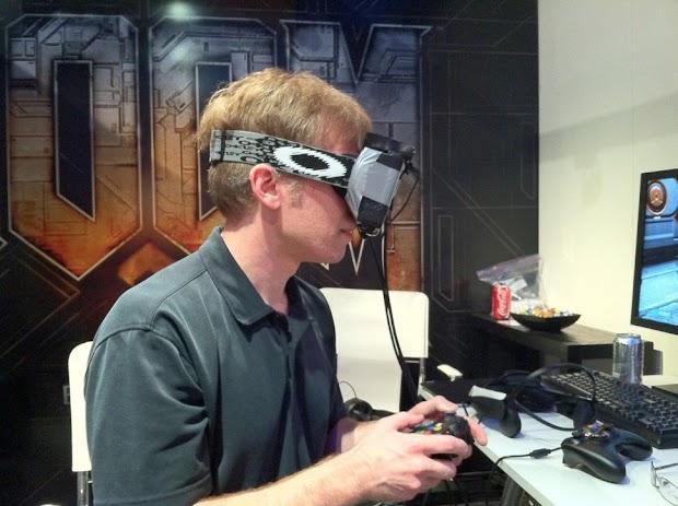 John Carmack cautious over Sony's new VR headset