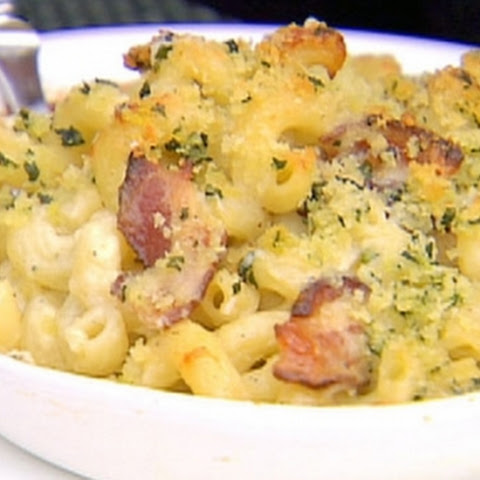 Grown-up Macaroni Cheese