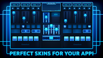 Screenshot of Electro Music Mix