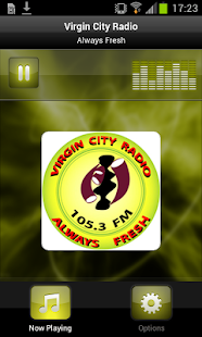 Virgin City Radio - screenshot