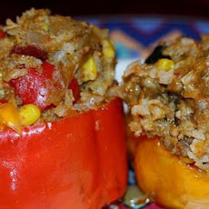 Quick and Easy Stuffed Peppers