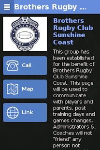 Brothers Rugby Club SC - screenshot