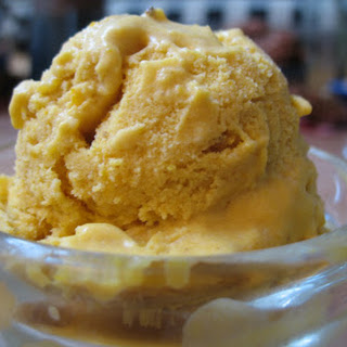 Pumpkin Pie Ice Cream-with Coconut Milk