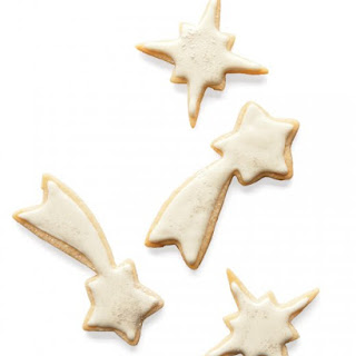 Sugar-Cookie Stars