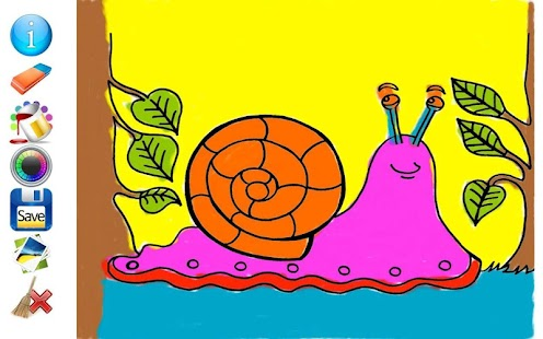 Download Animals Coloring Pages APK On PC