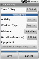 Screenshot of Handy Runner Lite