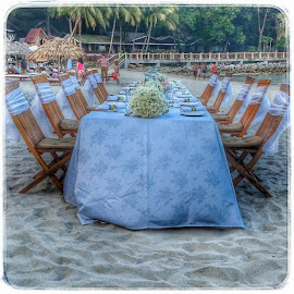 Long Beach, Pulau Perhentian by Izz Ahmad - Artistic Objects Furniture