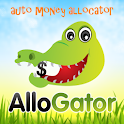 AlloGator auto money allocator icon