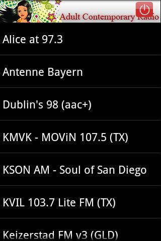 Adult Contemporary Radio