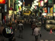 Sega announce Yakuza