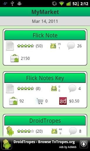 MyMarket Key