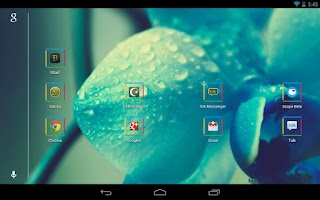 Screenshot of Icon Pack - Nexus Square