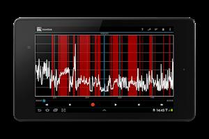 Screenshot of SnoreClock - Do you snore?