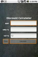 Screenshot of Super Calculator