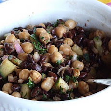 Two- Bean Salad w/ Balsamic Vinaigrette