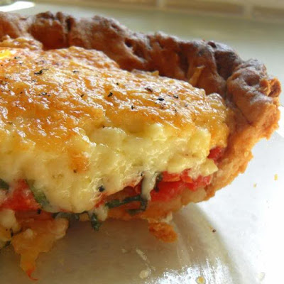 Country Tomato Pie