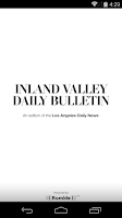 Screenshot of Inland Valley Daily Bulletin