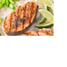 Chipotle Grilled Swordfish Steaks
