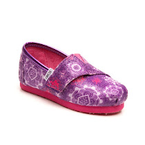 Toms Floral Flurry SHOES