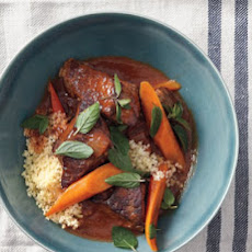North African Beef-and-Carrot Stew with Mint