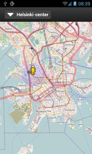 Pocket Maps