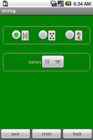 Screenshot of Only One Suit Mahjong