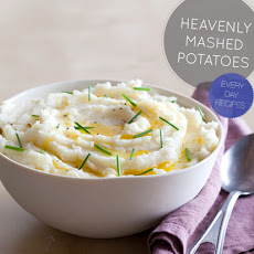 Heavenly Mashed Potatoes