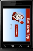 Screenshot of Call Santa