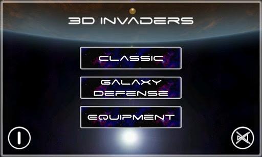 3D侵略者β - 3D遊戲