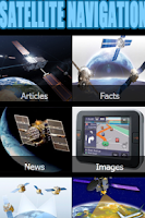 Screenshot of Satellite Navigation