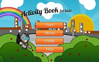 Screenshot of Activity Book for Kids