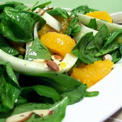 Orange-Fennel Salad