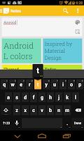 Screenshot of Yellow Gold CM11 theme